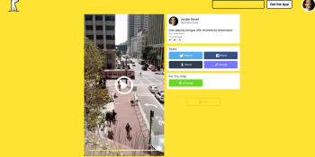 Meerkat now lets you download saved streams to your computer
