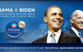 From the Obama 2008 website