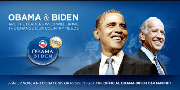 Presidential campaigns continue to evolve online in wake of Obama's landmark success