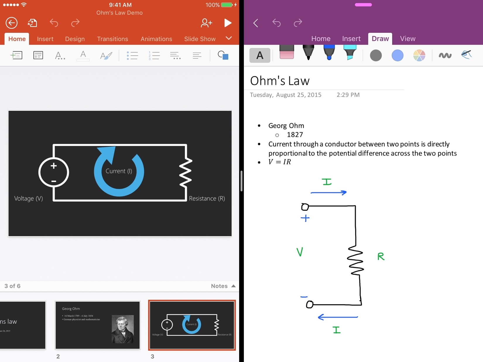 OneNote-adds-support-for-iOS-9-1