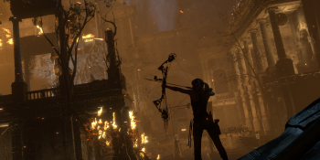 Rise of the Tomb Raider shows Lara Croft as an intellectual as well as an action hero