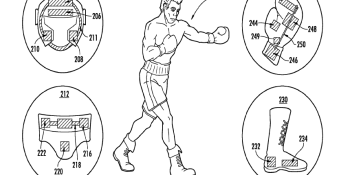 HBO patents boxing glove sensor tech that measures the power of punches