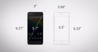 Google unveils Nexus 5X and Nexus 6P, the first Android Marshmallow