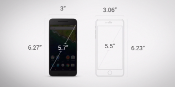 Google unveils Nexus 5X and Nexus 6P, the first Android Marshmallow devices