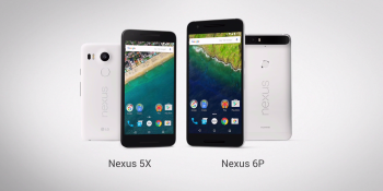 Nexus 5X and 6P owners can ditch their mobile carrier for Project Fi