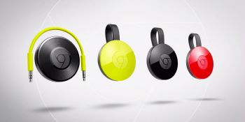 Google announces the new Chromecast Audio and Chromecast 2