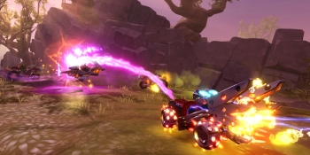 Skylanders Superchargers offers some high-speed fun but hits a few speed bumps