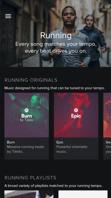 Spotifyrunning