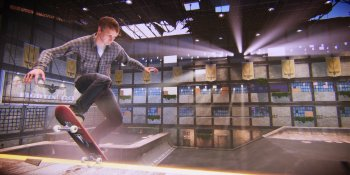 The worst thing about Tony Hawk Pro Skater 5
