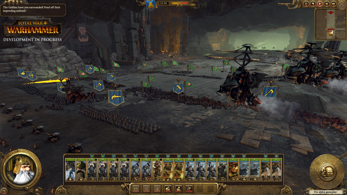 Getting Total War combat right is tough, but Warhammer