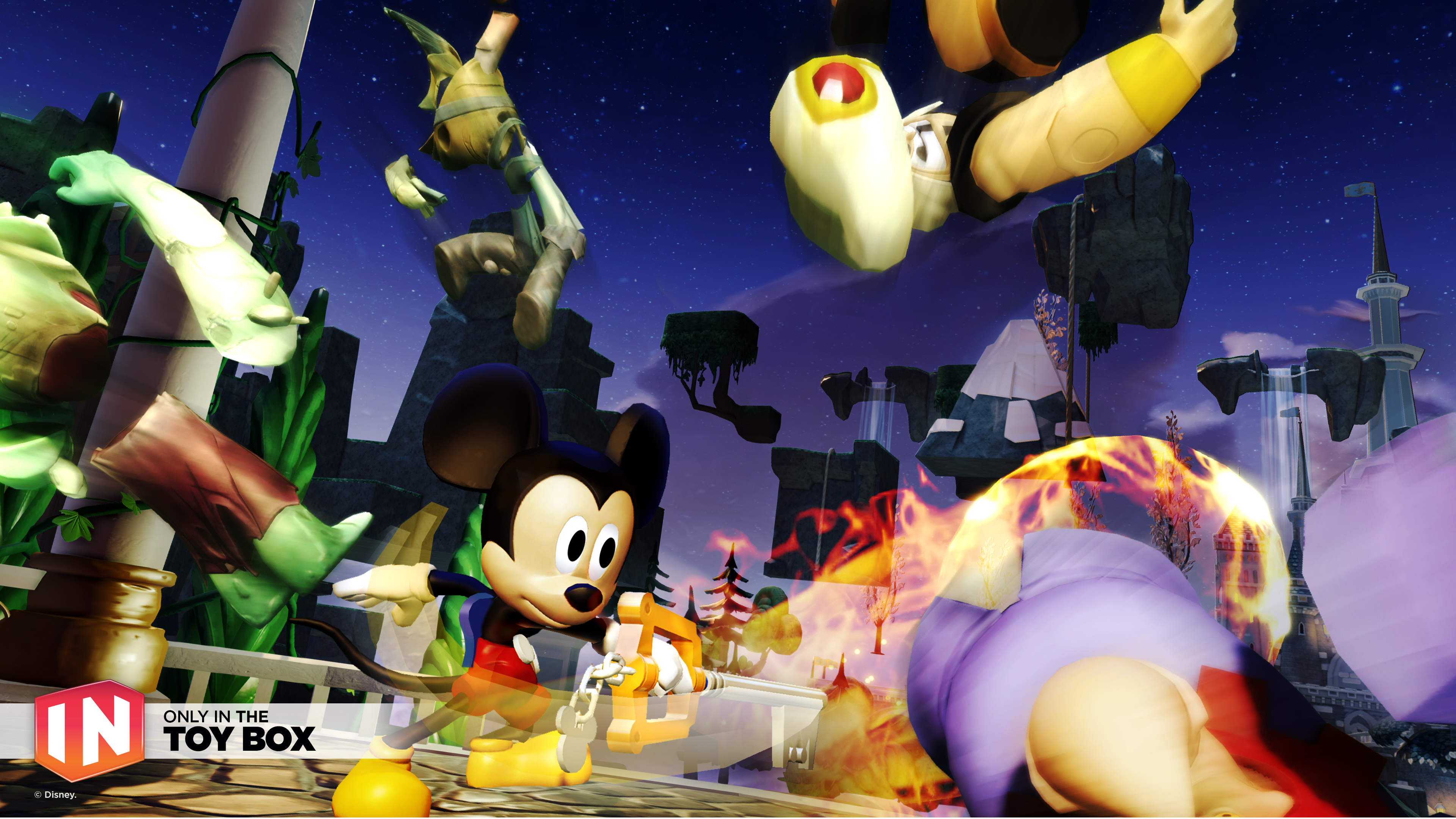 Disney Infinity 3 0 A Toy Box Guide For New Players Venturebeat
