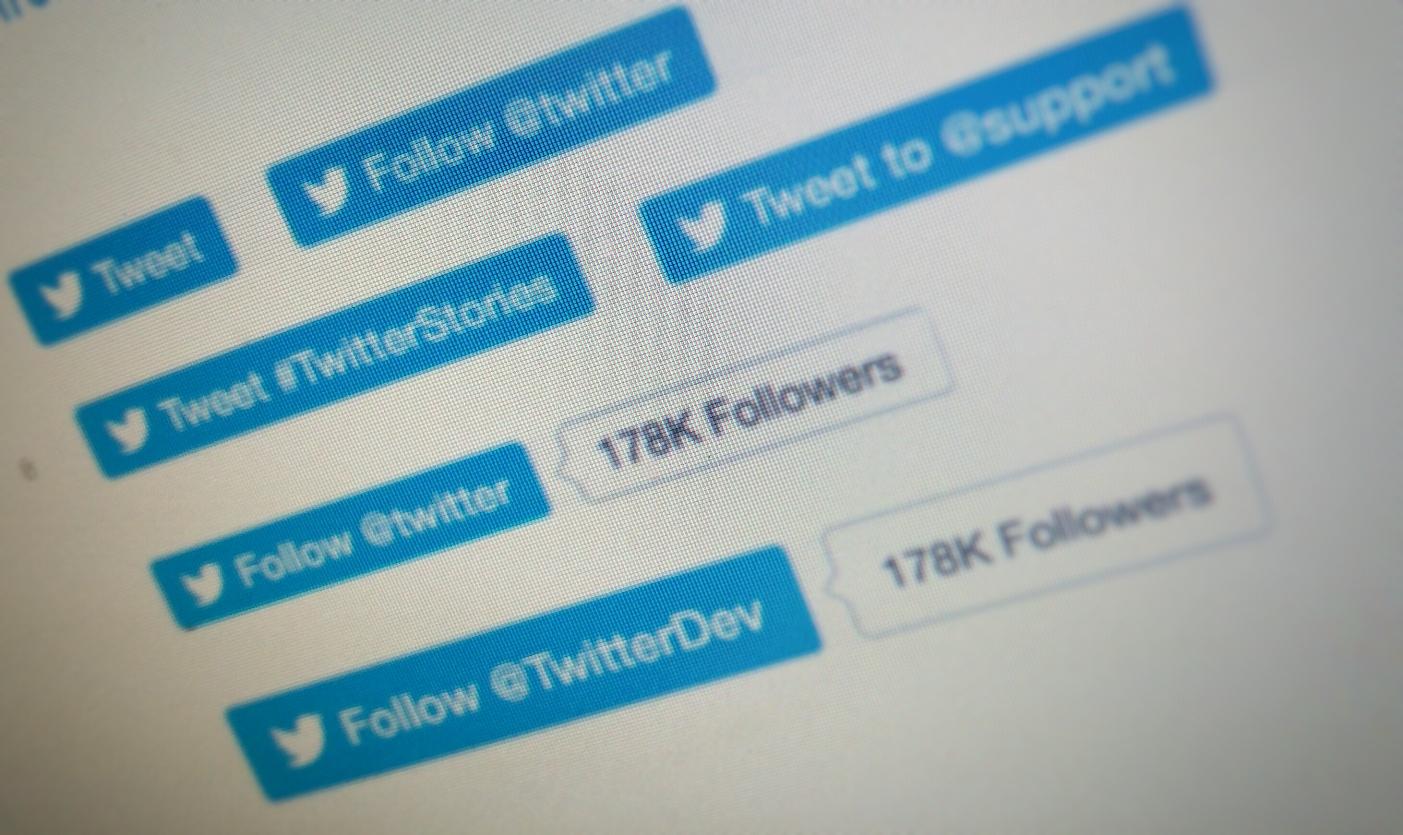 Twitter Share Buttons