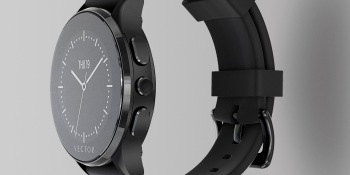 Vector targets fashionistas with pretty smartwatches that last 30 days on one charge