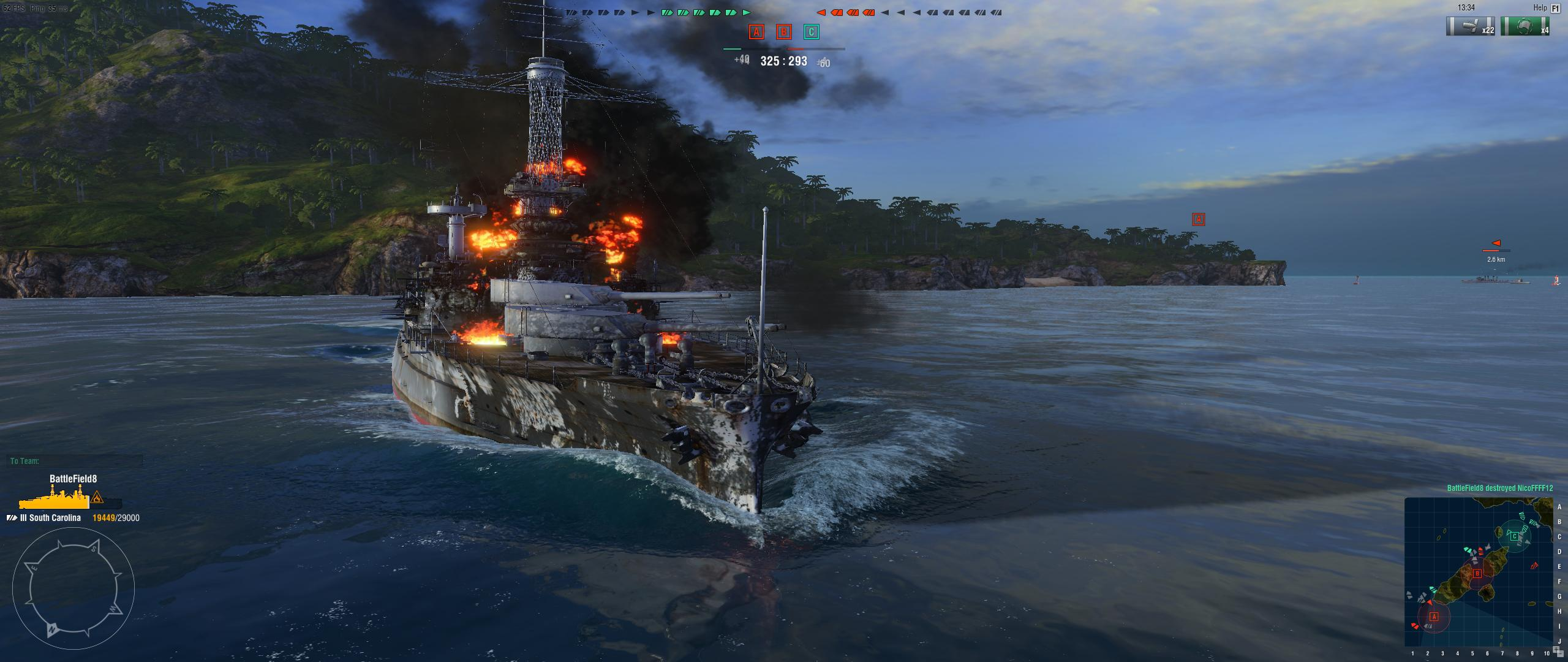 best matchmaking world of warships tier 5