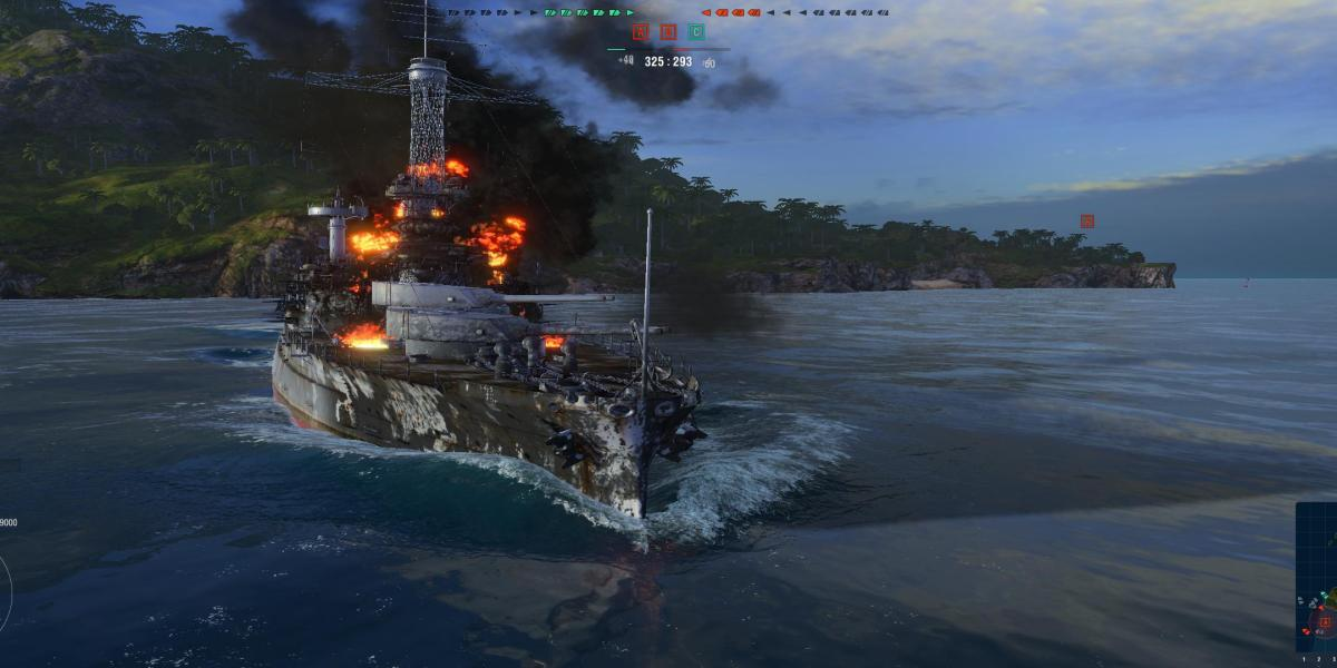 World of Warships nails its approach to naval combat -- but it's better when you pay for it ...