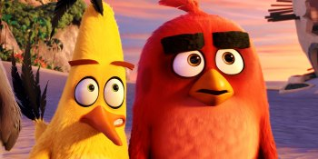 Angry Birds' maker Rovio announces new CEO as company awaits release of feature movie in 2016