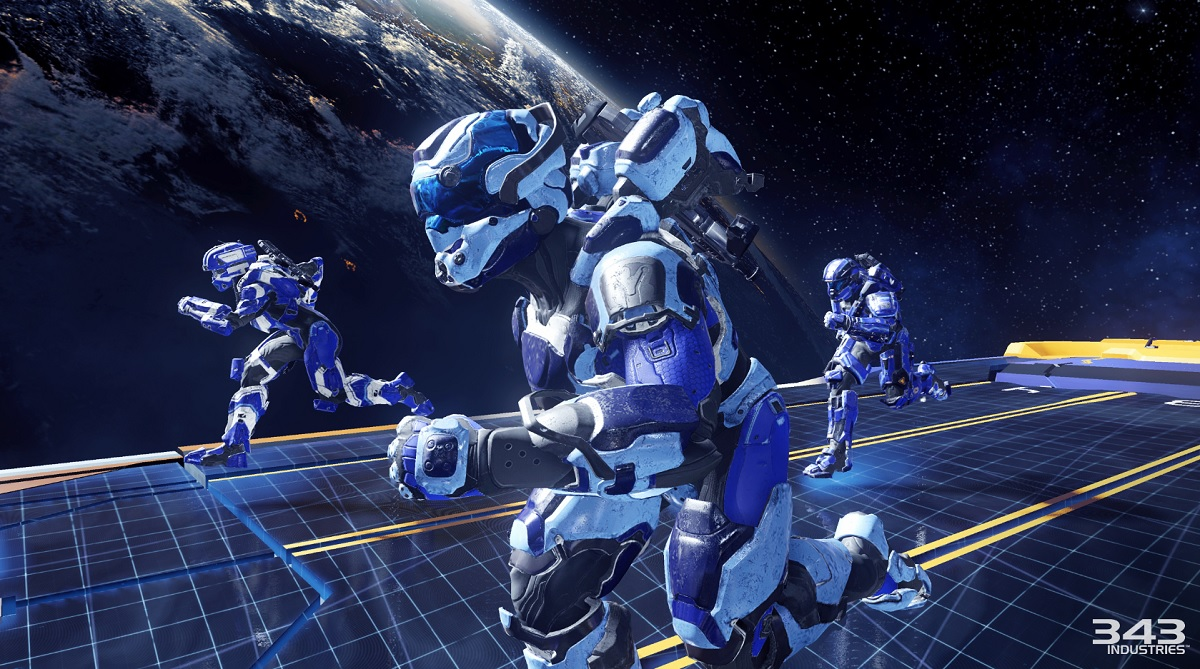 Hands-on with Halo 5: Guardians -- Arena mode could turn