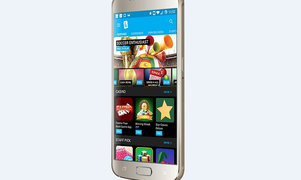 Real Gambling Apps For Android