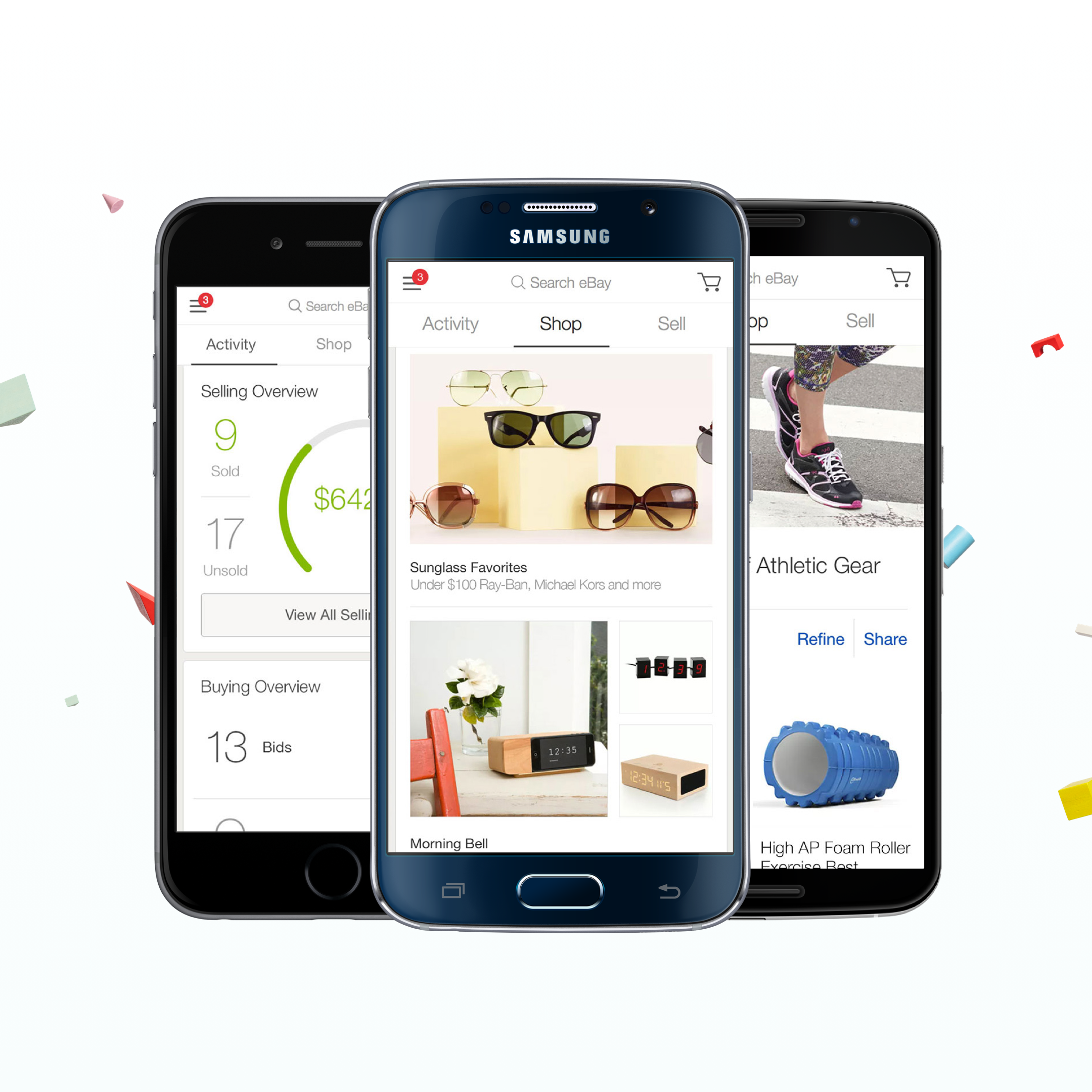 Ebay Simplifies Its Ios And Android Mobile App In Latest Update Venturebeat