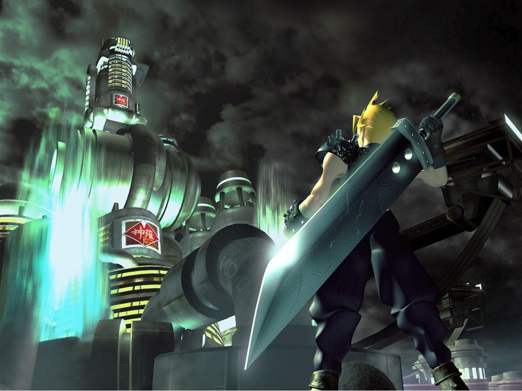 The RetroBeat: The magic of the original Final Fantasy VII - venture beat