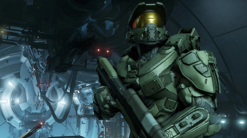 Master Chief is back in Halo 5: Guardians.