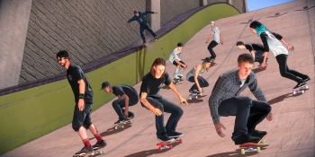 Watch us play and complain about Tony Hawk Pro Skater 5