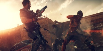 Mad Max feels like a game you've played before