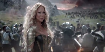 Mariah Carey commercial debuts for Game of War: Fire Age