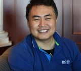 Michael Zhang, CEO of Firefly Games.