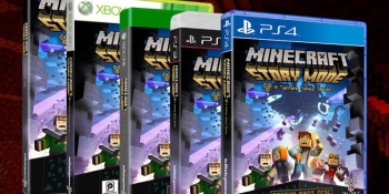 Telltale's Minecraft: Story Mode releases first episode on October 13