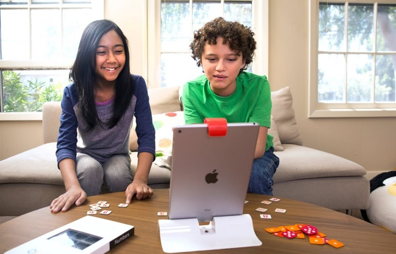 Osmo Numbers aims to get kids excited about math.