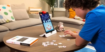 Osmo Numbers teaches kids to be more creative with math