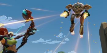 Smite designer discusses the sweet spot for multiplayer matches and mixing cards and shooters in Paladins