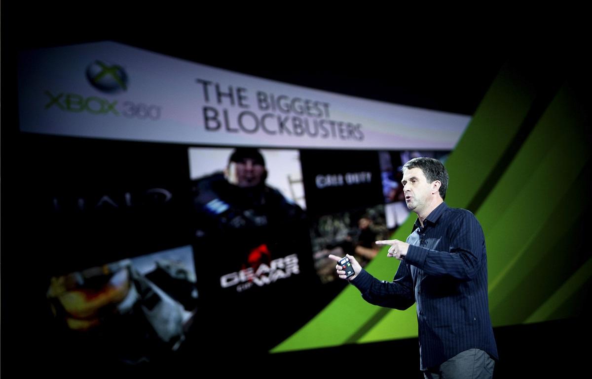 Robbie Bach, former chief Xbox officer