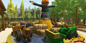 RollerCoaster Tycoon World preorders now available at Steam & GMG