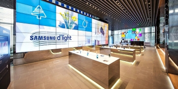 Samsung reopens its D'light experience store in Seoul to share its vision of the future
