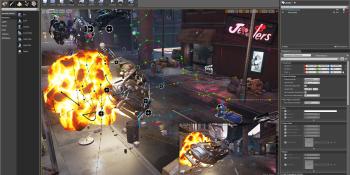 Epic's Unreal Engine virtual reality demo hits Oculus Rift, PS4's Morpheus, and Vive