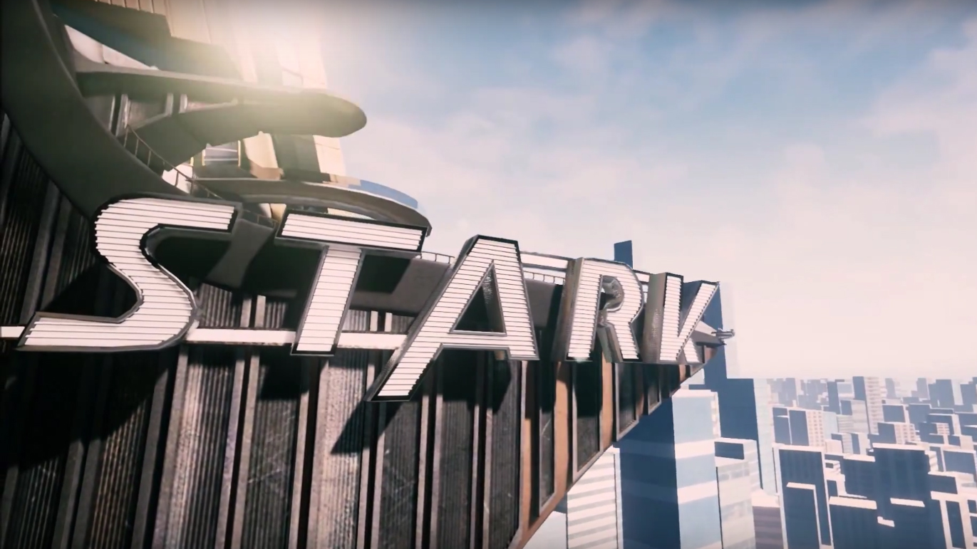 Iron Mans Stark Tower Is Coming To Life In Virtual Reality