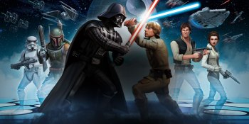 Star Wars: Galaxy of Heroes adds X-wings, TIE Fighters, and more with update