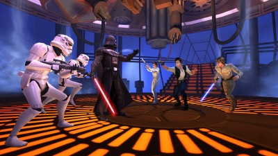 EA says Star Wars: Galaxy of Heroes players log an average of 162