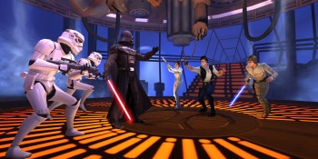 EA says Star Wars: Galaxy of Heroes players log an average of 162 minutes a day in the game
