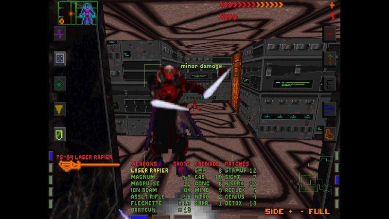 System Shock: Enhanced Edition.