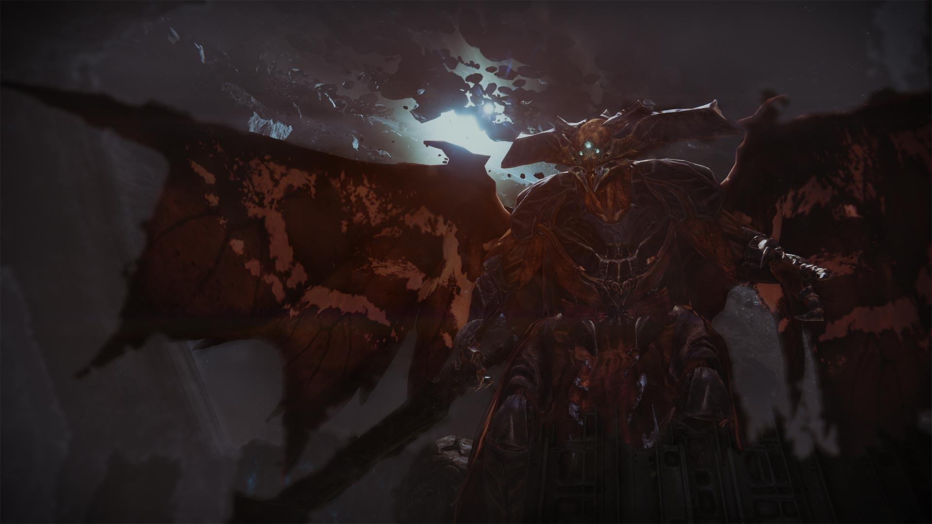 Oryx is the new villain.