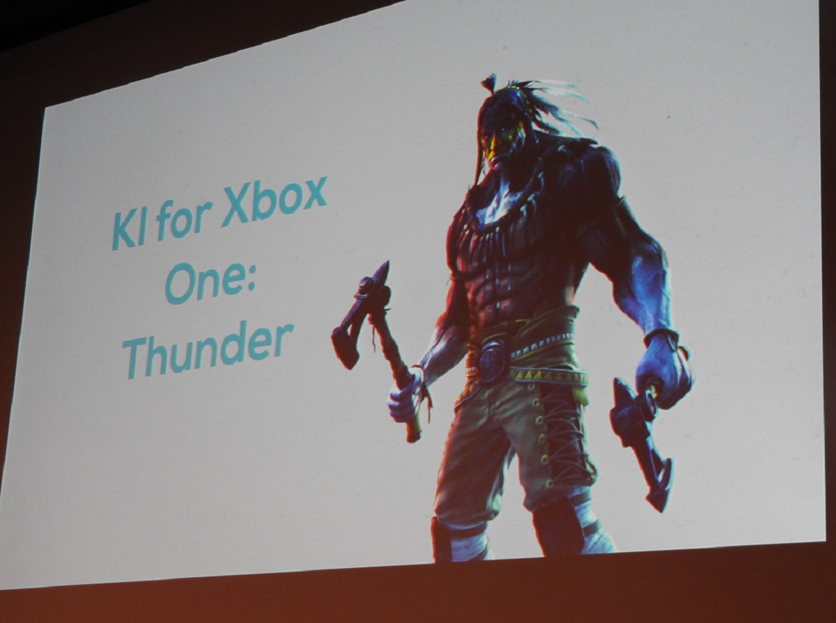 The design of Thunder for the Xbox One was more inclusive and respectful.