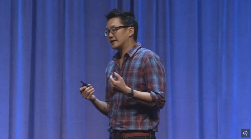 Unity analytics general manager John Cheng.