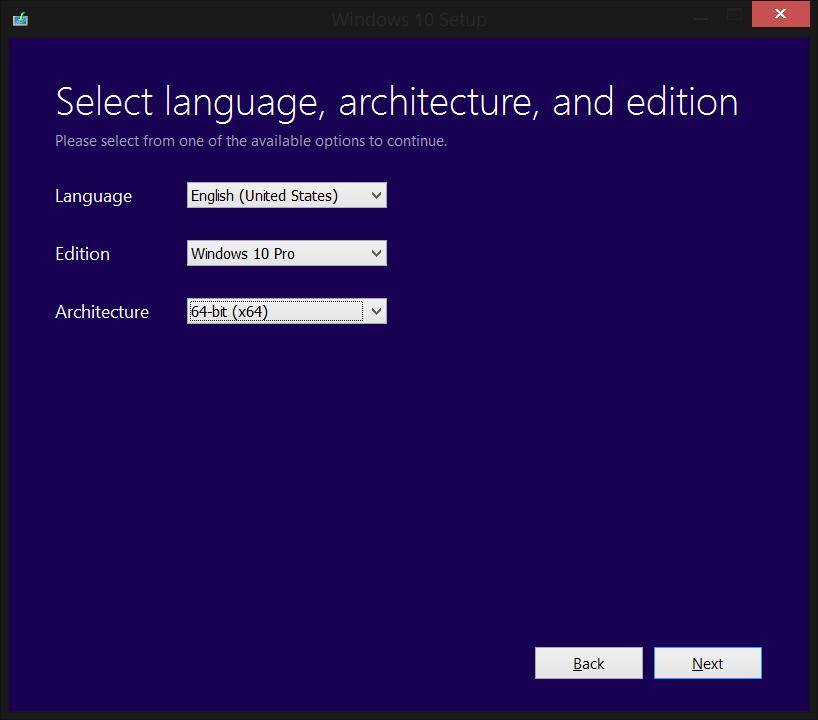 how to create a windows 10 bootable usb flash drive