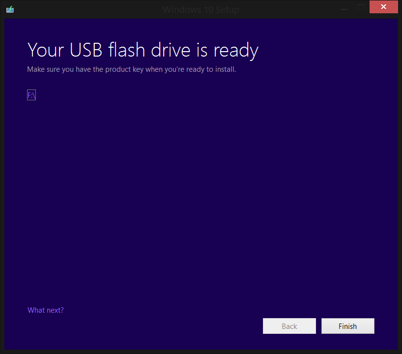 how to create a windows 10 usb bootable flash drive easy