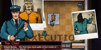 Prison Architect is not for the faint of heart