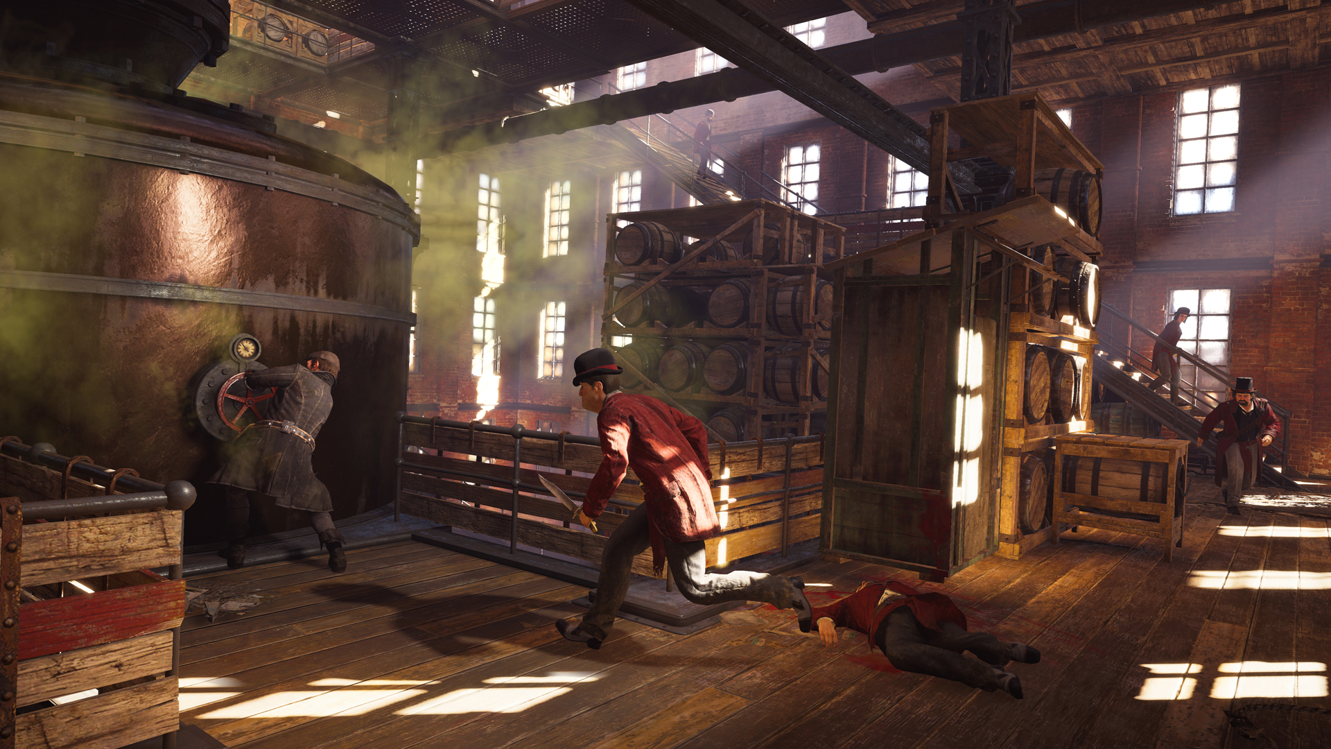 Assassin S Creed Syndicate Nails Zip Lines Not The Story And