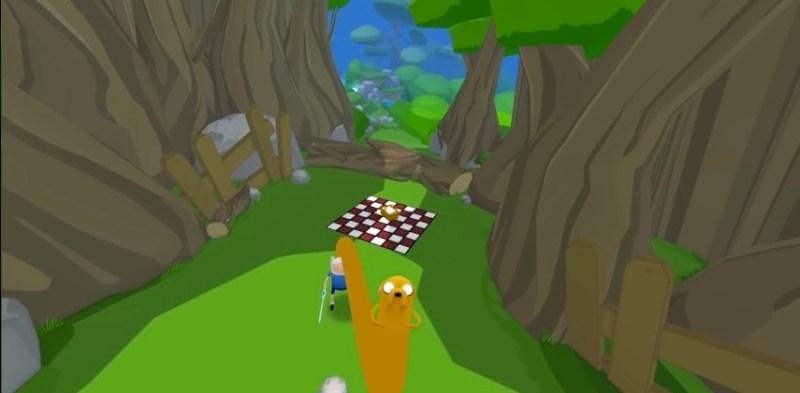 Adventure Time Magic Man's Head Games
